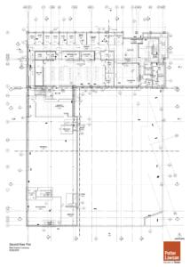 2016 05 02 Second Floor Plan